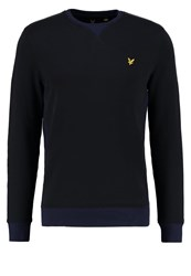 Lyle And Scott Sweatshirt True Black