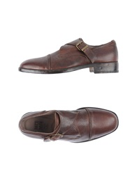 Moma Moccasins Dark Brown