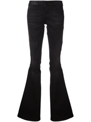 Faith Connexion Flared Jeans Black