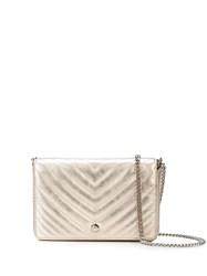 Kate Spade Quilted Effect Bag White