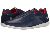 Puma Future Cat Sf Lifestyle 10 Dress Blues Mystic Blue Men's Shoes Navy