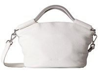 Ecco Sp 2 Small Doctors Bag White Handbags