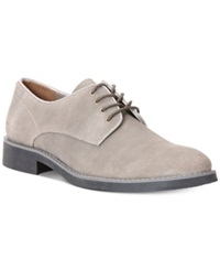 Calvin Klein Jeans Massey Suede Oxfords Men's Shoes Stone