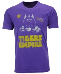 Tailgate Clothing Men's Lsu Tigers Darth Vader Empire T Shirt