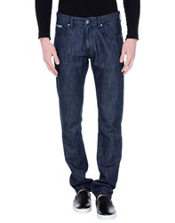 Trend Corneliani Denim Denim Trousers Men