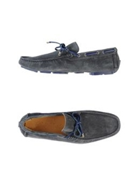 Gold Brothers Moccasins Grey