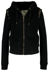 Abercrombie And Fitch Tracksuit Top Black
