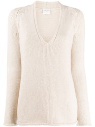 Forte Forte My Knit Jumper Neutrals