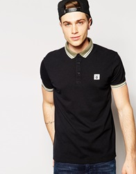 Fly 53 Polo Shirt Black