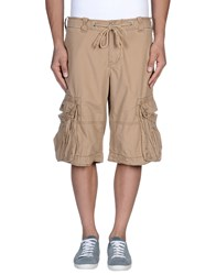 Polo Jeans Company Trousers Bermuda Shorts Men Sand
