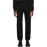 Black 'Forever Fendi' Lounge Pants