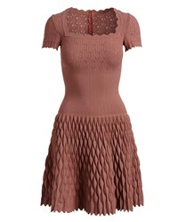 Alaia Dress Caramel Pi