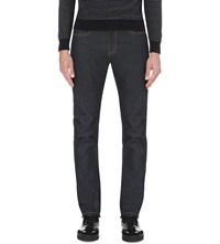 Reiss Vedder Drake Slim Fit Tapered Jeans Blue