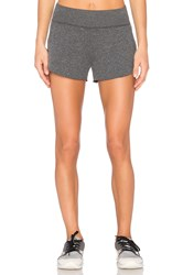 Alo Yoga Array Short Charcoal