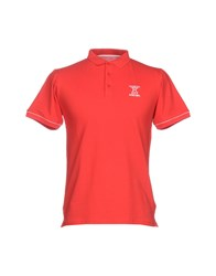 Avirex Polo Shirts Red