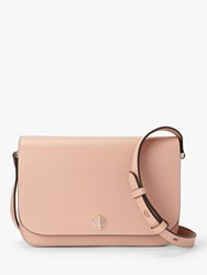 Kate Spade New York Nicola Leather Small Flap Over Shoulder Bag Flapper Pink