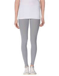 Met Trousers Leggings Women Grey