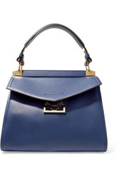 Givenchy Mystic Medium Leather Tote Blue