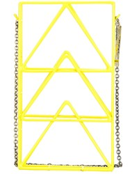 Anndra Neen Wired Crossbody Bag Yellow And Orange