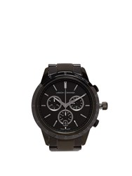Larsson And Jennings Rally Stainless Steel Watch Black