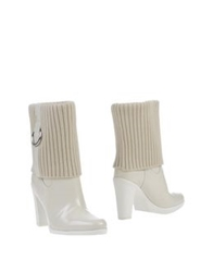 Guess By Marciano Ankle Boots White