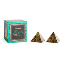 Jonathan Adler Malachite Salt And Pepper Shakers