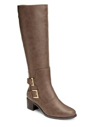 Aerosoles Ever After Knee High Boots Brown