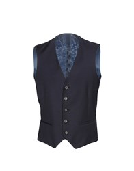 57 T Vests Dark Blue