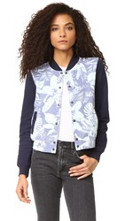 Sol Angeles Mystique Bomber Jacket
