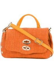 Zanellato Tote Bag Yellow Orange