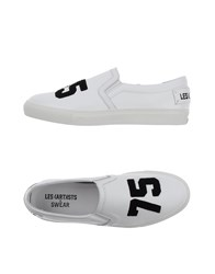 Les Art Ists X Swear Footwear Low Tops And Trainers Men Black