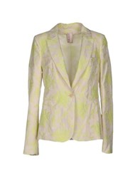 Antonio Marras Suits And Jackets Blazers Women Yellow