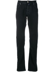 Jacob Cohen Straight Leg Jeans Blue