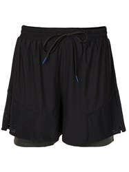 The Upside Layered Track Shorts 60