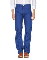 Andrew Mackenzie Casual Pants Blue
