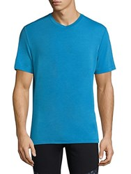Mpg Tower V Neck Tee Port