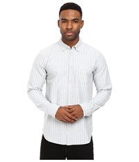 Obey Rudy Woven Grey Multi Men's Clothing Gray