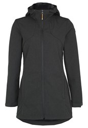 Icepeak Penni Soft Shell Jacket Anthracite