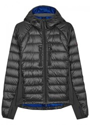 Canada Goose Hybridge Lite Quilted Shell Jacket Dark Grey