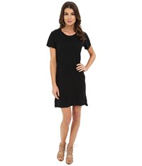 Alternative Apparel Cotton Jersey Legacy T Shirt Dress Black Women's Dress