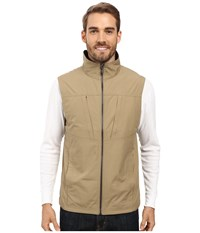 Exofficio Flyq Vest Walnut Brown