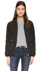 Add Down Spring Jacket Black