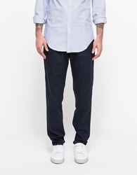 Shades Of Grey Easy Pleated Dress Pant Navy