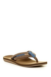 Original Penguin Turn Stone Thong Sandal Beige