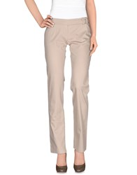 Imperial Star Imperial Trousers Casual Trousers Women Beige