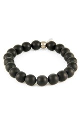 Men's Ettika Onyx Stretch Bracelet