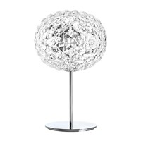 Kartell Planet High Table Lamp Crystal