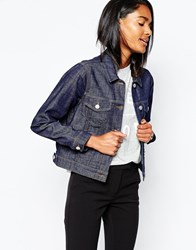 Whistles Western Denim Jacket Rawindigo