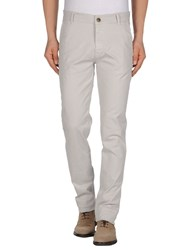 Met And Friends Trousers Casual Trousers Men Light Grey