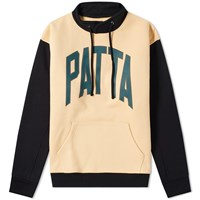 Patta Cord Collar Sweat Neutrals